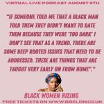 Black Women Rising Quote