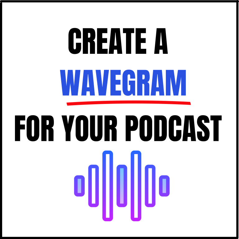 create audiograms for your podcast
