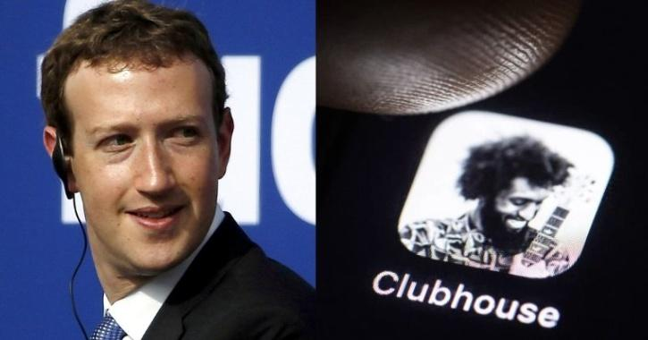 facebook clubhouse clone: hotline