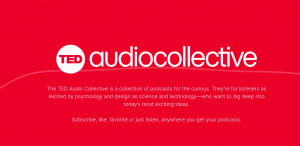 ted audio collective for podcasts