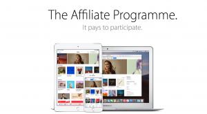 apple affiliate programme