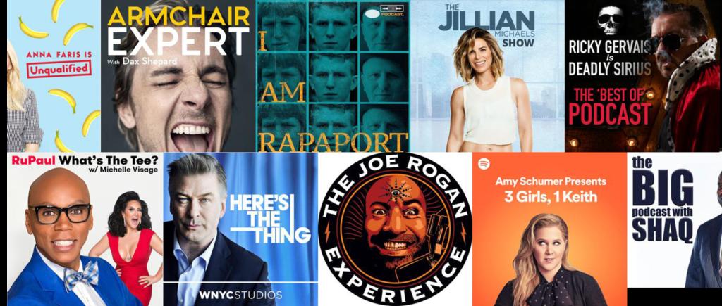 celebrities ruining podcasts