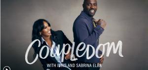 Coupledom podcast Idris Elba
