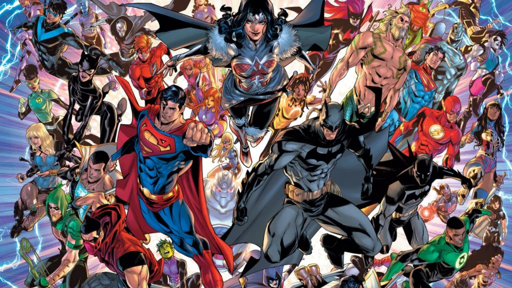 DC Comics podcast