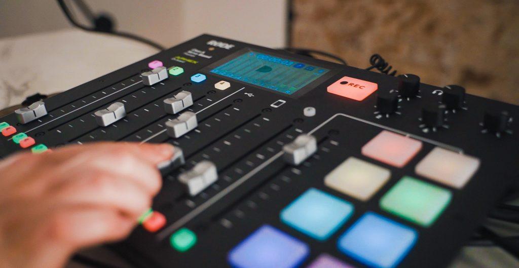 BBE studio podcast studio in london